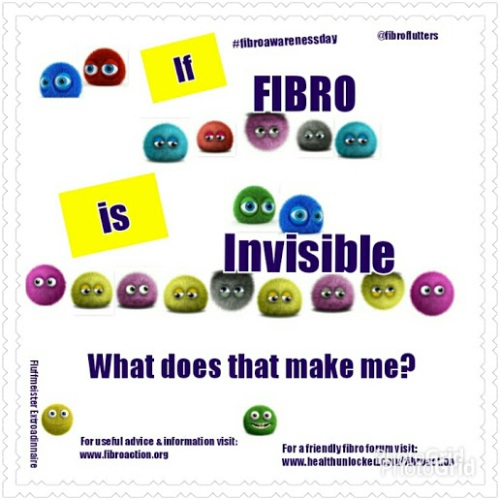 FINAL CUT IF FIBRO IS INVISIBLE WHAT DOES THAT MAKE ME AWARENESSDAY 2015 - 1