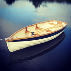 You stumble across this little boat & you climb in..... let you mind take you elsewhere in that boat