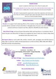 FibroFlutters info flier