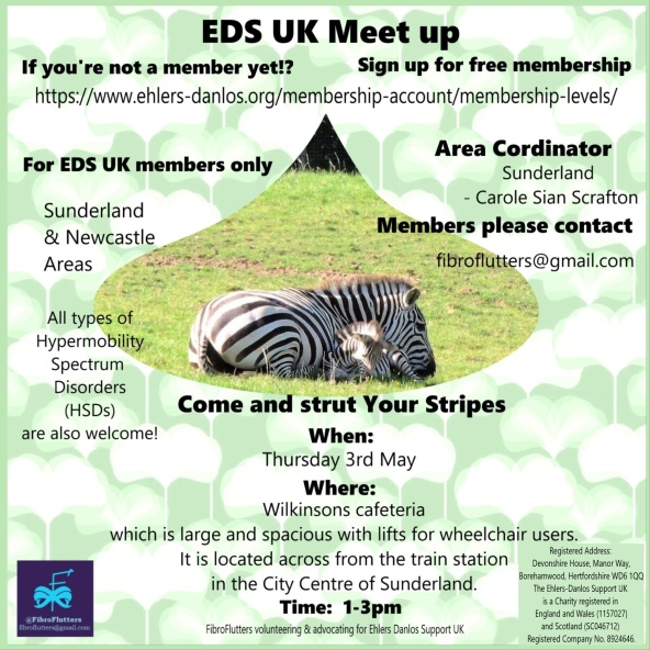 EDSUK FIRST MEET POSTER 3RD MAY 2018