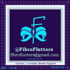 FIBROfLUTTERS LOGO ON WHITE PHOTOTASTIC