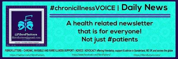 ChronicillnessVOICE DAILY NEWS header PAINT