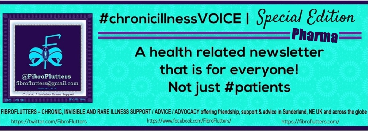 #ChronicillnessVOICE SPECIAL EDITION 'PHARMA' APRIL 2019 | eyeforpharma Barcelona review | Newsletters